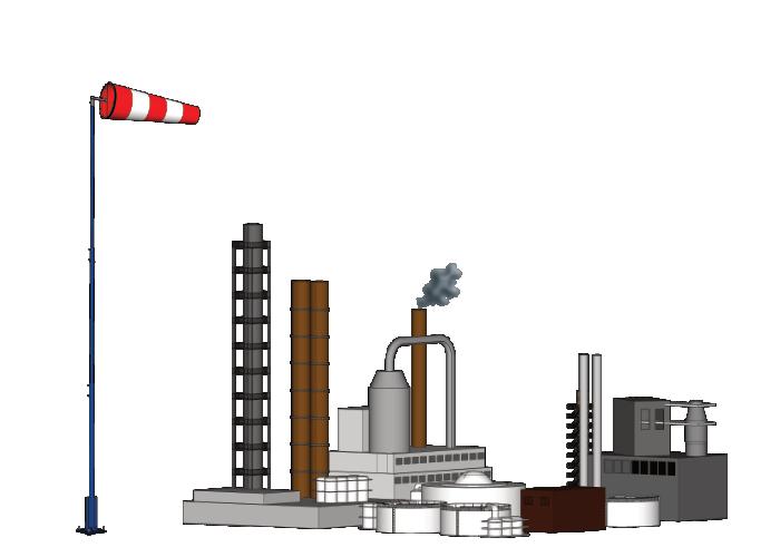 Ветроуказатели промышленные